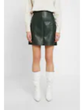 Seam Detail Mini Skirt   Minikjol by Dorothy Perkins