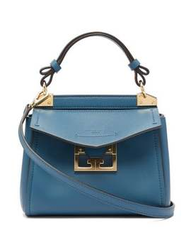 Mystic Mini Leather Handbag by Givenchy