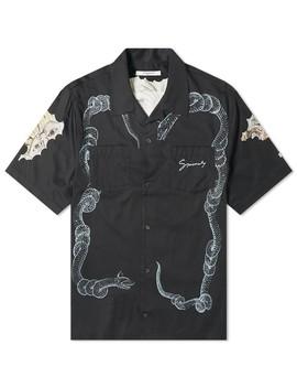 Givenchy Snake & Icarus Hawaiian Shirt by Givenchy