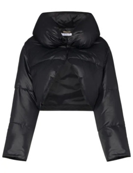 Bolero Puffer Jacket by Givenchy