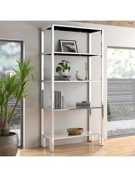 Olander Etagere Bookcase by Allmodern