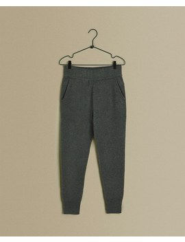 Knit Jogging Trousers by Zara Home