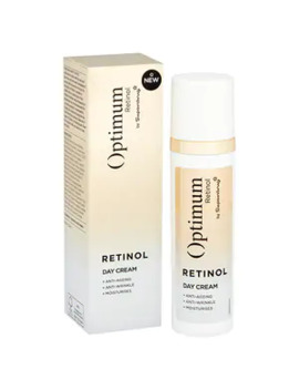 Optimum Retinol Day Cream 75ml by Superdrug