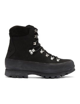 Black Hiker Boots by Nonnative