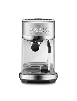 Bes500 Bss The Bambino Plus Espresso Coffee Machine by Breville