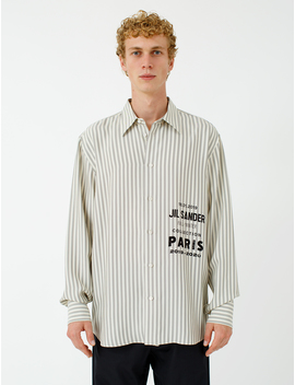 Viscose Shirt by Jil Sander