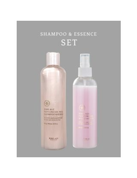 Pinkage   2 In 1 Phytoncide Wig Shampoo & Aqua Care Wig Essence Set by Pinkage