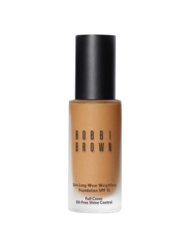 Bobbi Brown Skin Long Wear Weightless Foundation Spf15, Golden Natural by Bobbi Brown