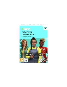 The Sims 4: Discover University Expansion Pack For Pc729/3384 by Argos
