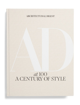 Architectural Digest At 100 by Tj Maxx