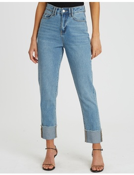 Julian High Waisted Jeans by Calli