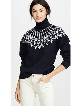 Fair Isle Sweater by Tory Sport