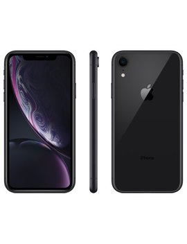 Walmart Family Mobile Apple I Phone Xr W/64 Gb, Black by Apple