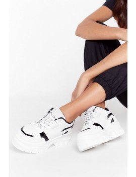 Play That Chunky Music Platform Trainers by Nasty Gal