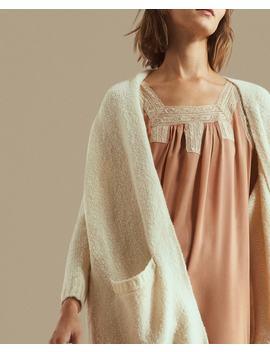 Tricot Cardigan Dames   Kleding   Loungewear   Slaapkamer by Zara Home