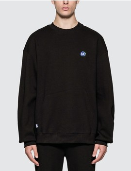 Embroidered Logo Sweatshirt by Ader Error