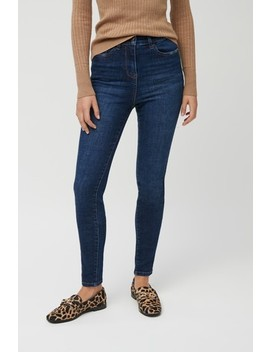 High Waist Authentic Skinny Jeans by Next