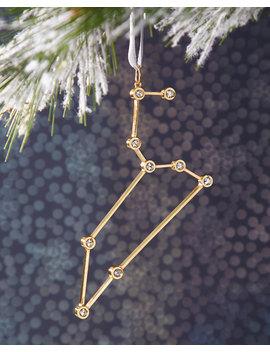 Leo Zodiac Ornament by Nest Jewelry