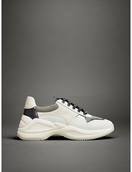 AprÈs Ski Trainers With Hooks by Massimo Dutti