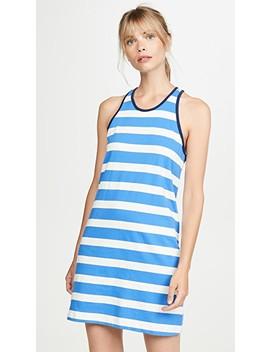 Striped Racerback Dress by Splendid