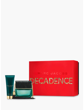 Marc Jacobs Decadence Eau De Parfum 50ml Fragrance Gift Set by Marc Jacobs