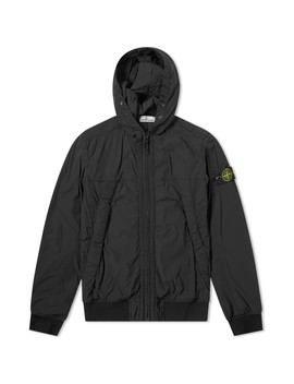 Stone Island Comfort Composite Hooded Jacket by Stone Island