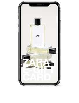 E Gift Card by Zara