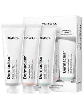 Trans Foam Clay Trio Gesichtspflegeset Dr. Jart+ Dermaclear by Dr. Jart+