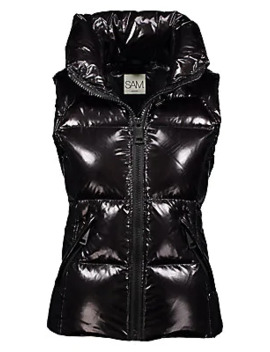 Freedom Down Puffer Vest by Sam.
