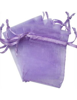 50pcs Organza Gift Bags Favour Jewellery Pouches/ 5000x Crystal Diamond Confetti by Ebay Seller