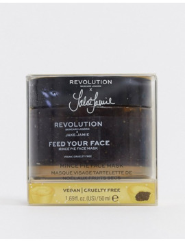 Revolution Skincare X Jake Jamie Mince Pie Face Mask by Revolution