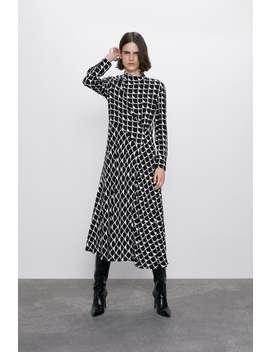 Robe Longue ImprimÉe by Zara