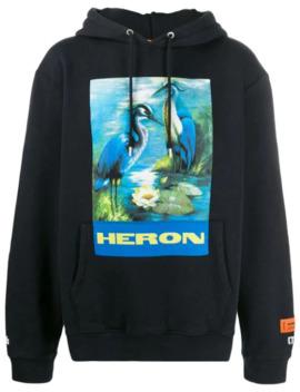 Heron Hoodie by Heron Preston