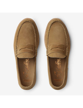 Factory 2nd   Catalina Soft Penny Loafer by Allen Edmonds