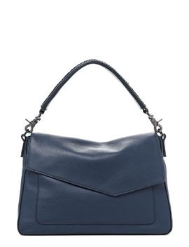 Cobble Hill Slouch Calfskin Leather Hobo by Botkier