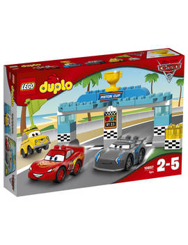 Lego Duplo Disney Pixar Cars 3 10857 Piston Cup Race by Lego