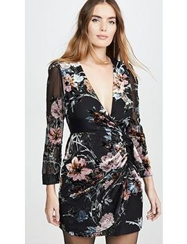 Wild Bloom Dress by Yumi Kim