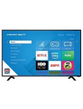 "Element 40"" Class 4 K Uhd (2160 P) Roku Smart Led Tv by Element Electronics"
