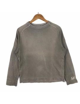 Vintage Cp Company Grey Sweatshirt Medium Size Sportswear Streetwear Hypebeast Gift Stone Island Goggle Jacket Paris Italian Fashion Designe by Etsy