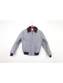 Vintage New 90s Carhartt Full Zip Quilt Lined Work Jacket Mens Medium Gray, 90s Carhartt, Carhartt, Vintage Carhartt Jacket, Jacket, by Etsy