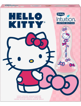 Online Only Hello Kitty Inuition Advanced Moisture Gift Set by Schick