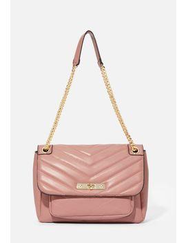 Up For Grabs Shoulder Bag by Justfab