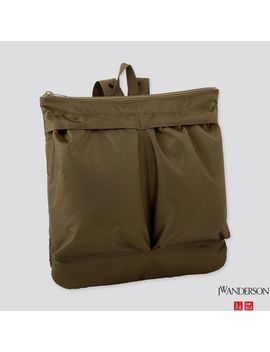 J.W.Anderson Reversible 2 Way Bag by Uniqlo