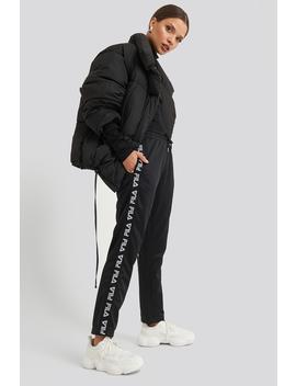 Padma Cropped Pants Black by Fila