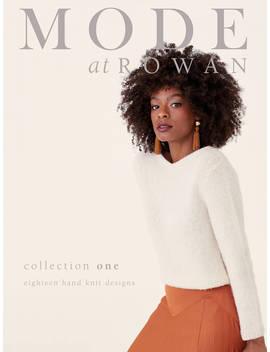 Rowan Mode At Rowan Collection One Knitting Pattern Magazine by Rowan