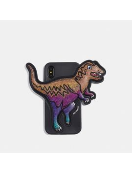 Iphone Xr Case With Rexy by Coach