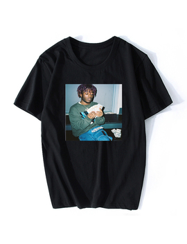 2019 Lil Uzi Vert T Shirt Hiphop Rapper Singer Xo Tour Llif3 Luv Is Rage Quavo Lil Uzi Vert Simple Graphic Tee Cool Funny Shirt by Ali Express.Com