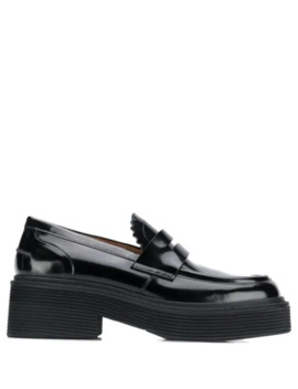 Chunky Platform Loafers by Marni