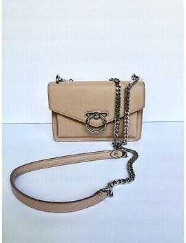 Rebecca Minkoff Jean Leather Crossbody Bag , Doe, Retail $198 by Ebay Seller