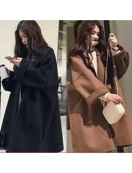 Sienne   Open Front Coat by Sienne